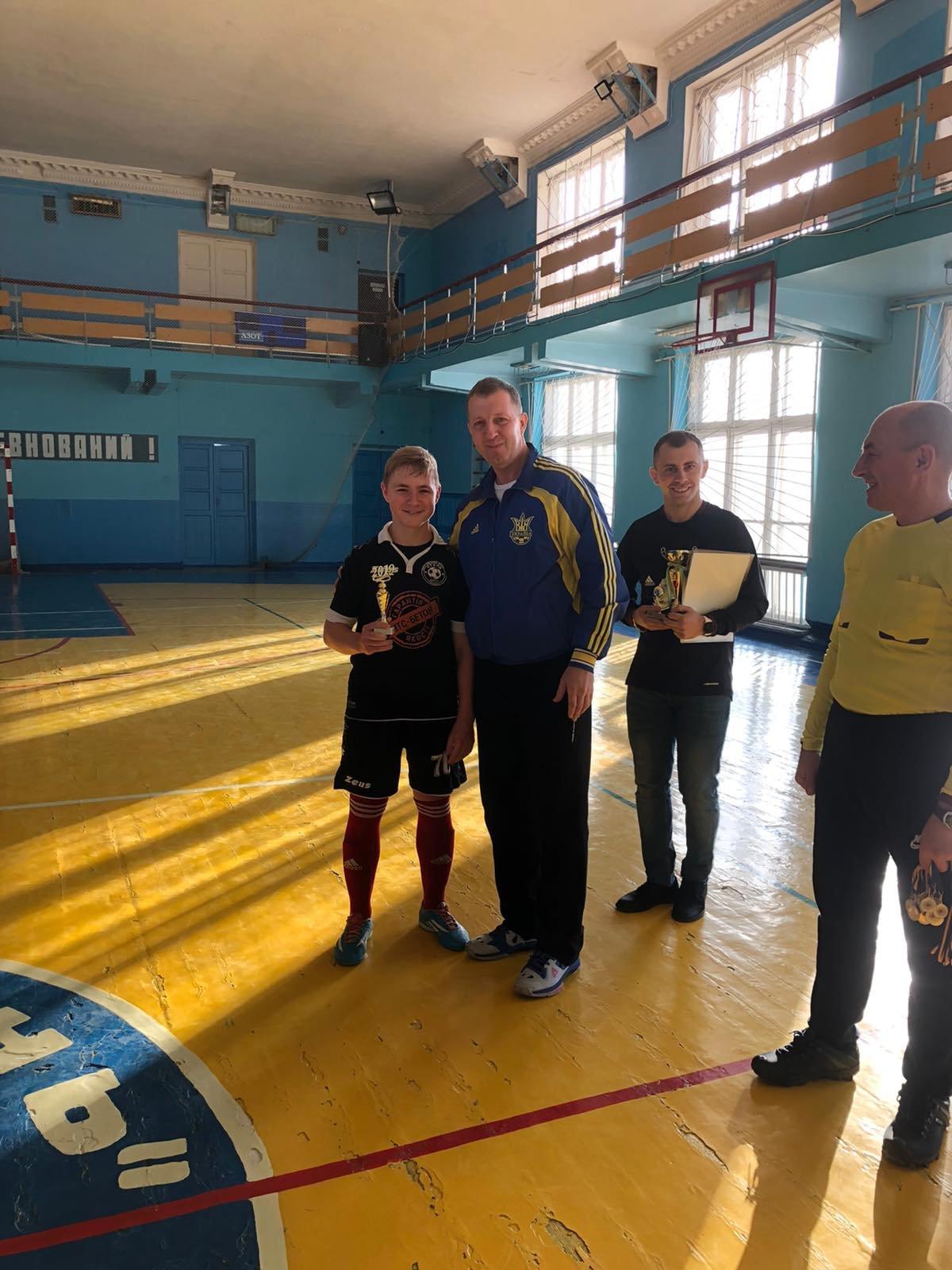 В Каменском прошел Рождественский Кубок по мини-футболу, фото-5