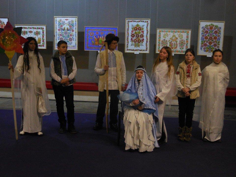 В Музее истории Каменского отпраздновали Рождество Христово, фото-3