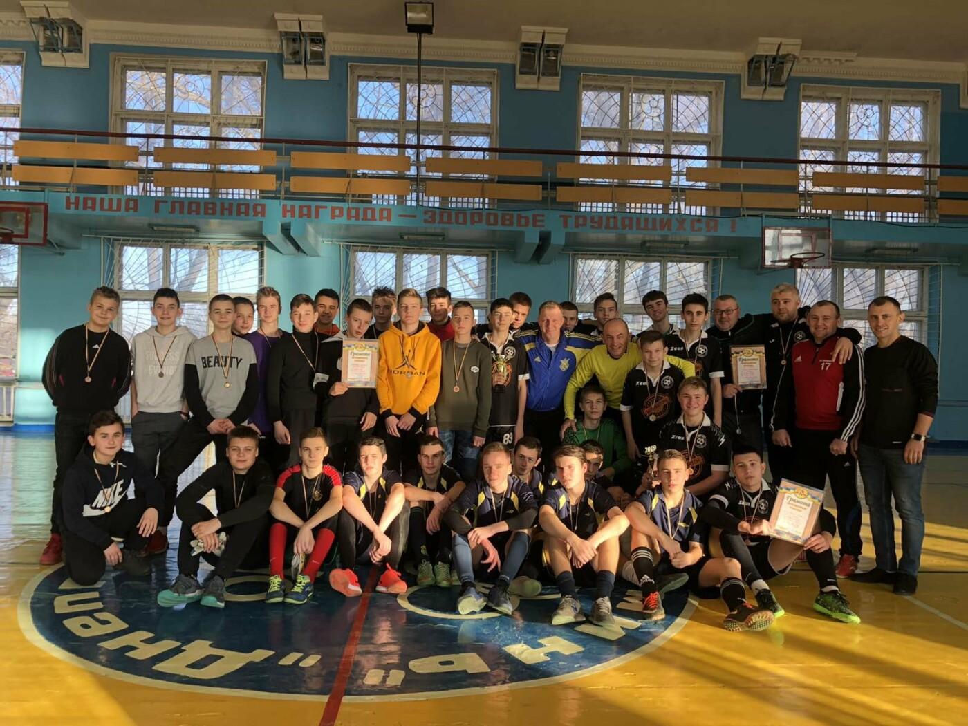 В Каменском прошел Рождественский Кубок по мини-футболу, фото-2