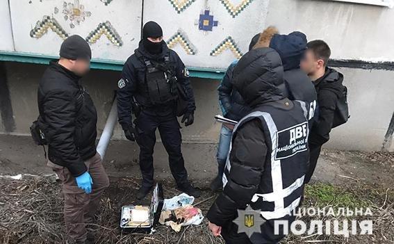 На Днепропетровщине офицеры сбывали наркотики, фото-1