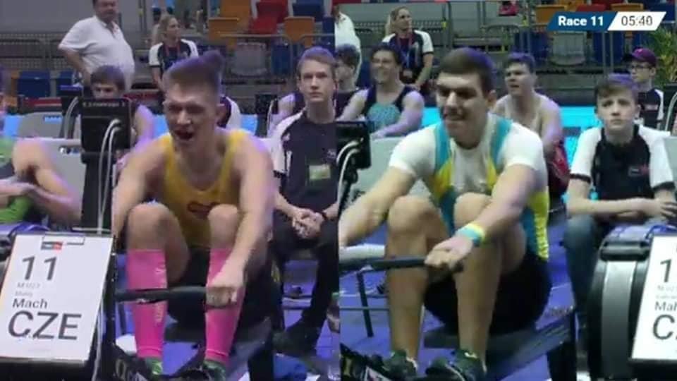 Каменчанин стал призером чемпионата Европы по гребле на эргометрах, фото-1