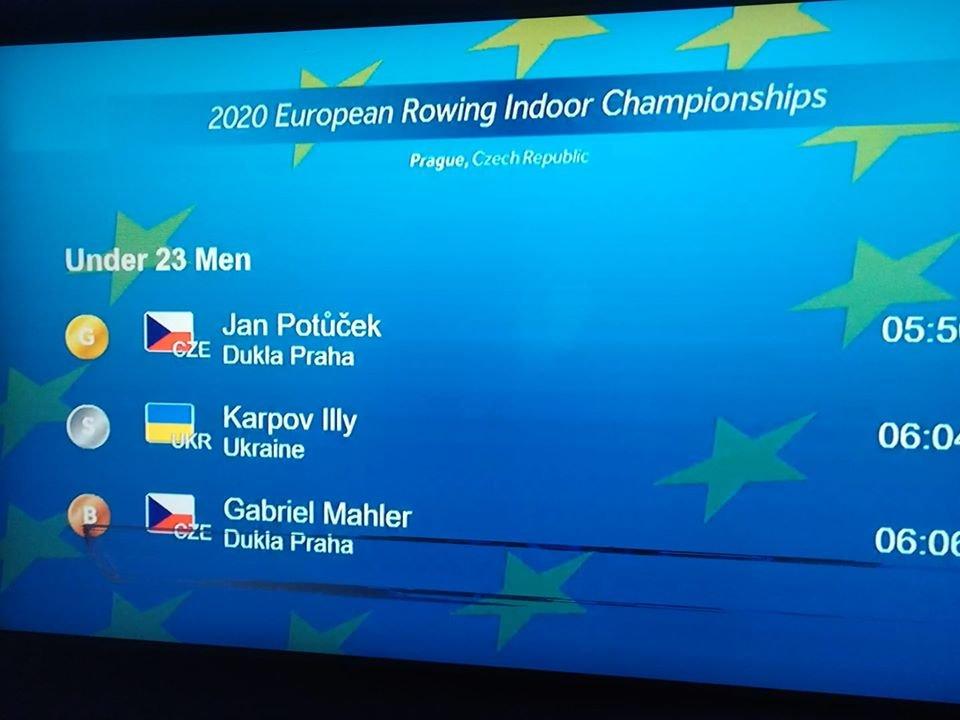 Каменчанин стал призером чемпионата Европы по гребле на эргометрах, фото-3