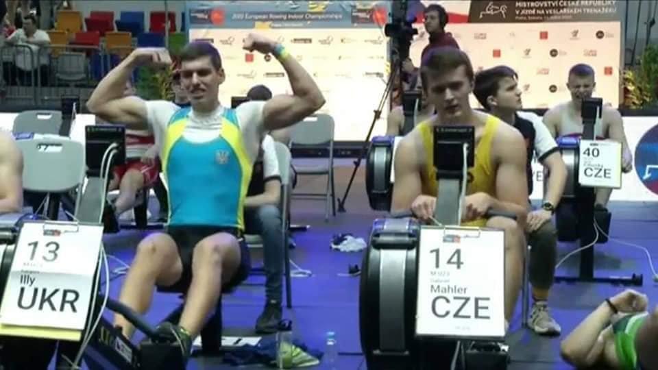 Каменчанин стал призером чемпионата Европы по гребле на эргометрах, фото-2