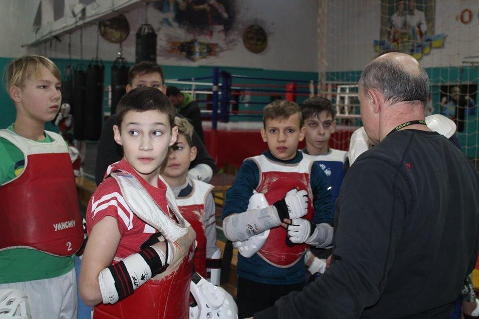 В каменской ДЮСШ №1 прошла матчевая встреча тхэквондистов, фото-6
