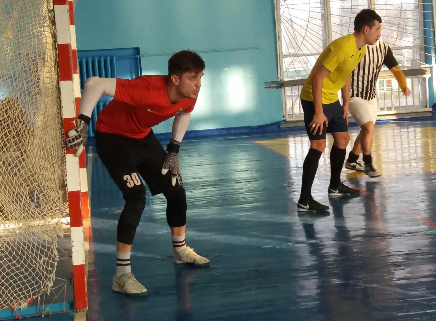 В Каменском сыграли первые матчи нового сезона по мини-футболу, фото-6