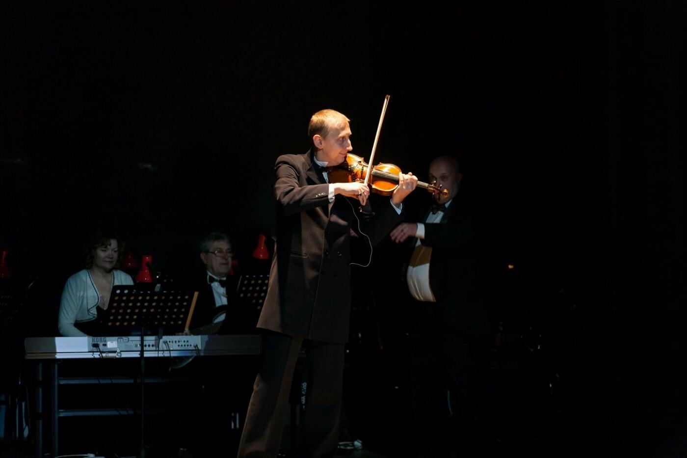 Скрипачу из Каменского присвоили звание заслуженного артиста Украины, фото-1