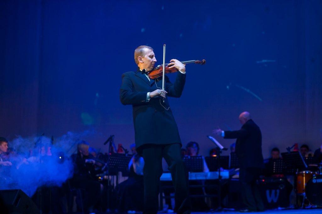 Скрипачу из Каменского присвоили звание заслуженного артиста Украины, фото-2