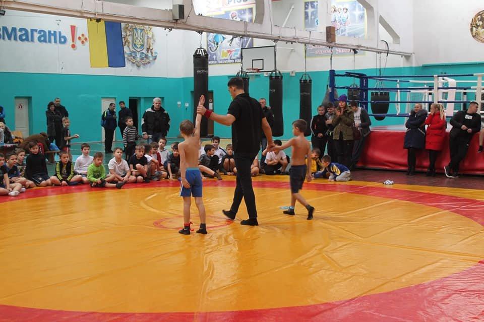 Борцы каменской ДЮСШ №1 провели внутренний чемпионат, фото-6