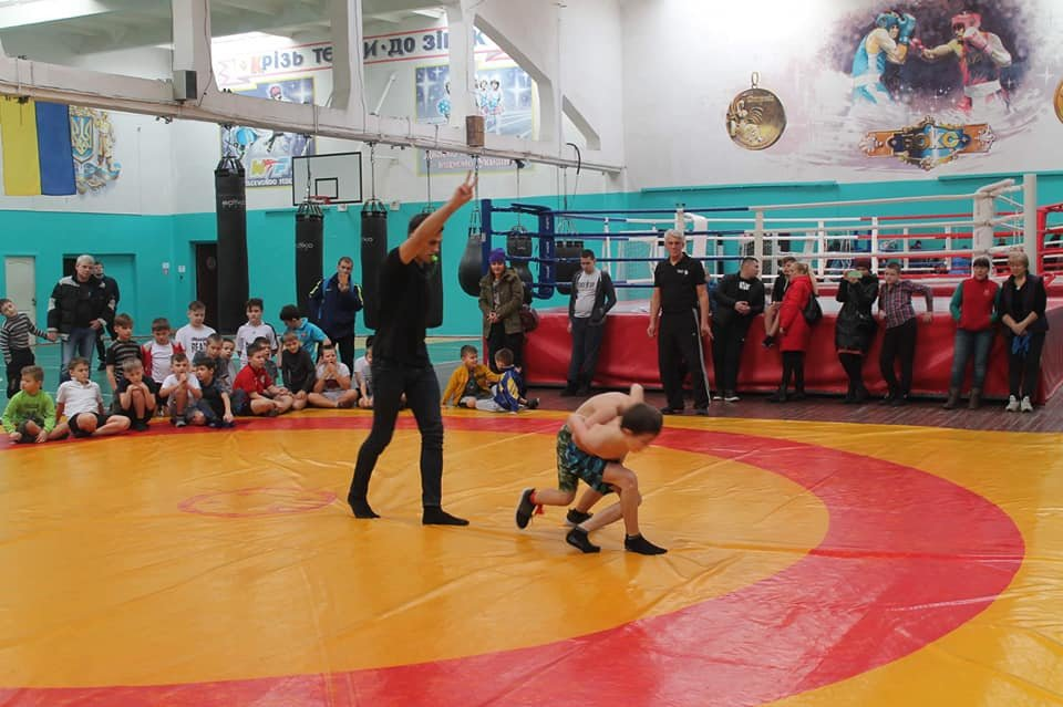 Борцы каменской ДЮСШ №1 провели внутренний чемпионат, фото-8