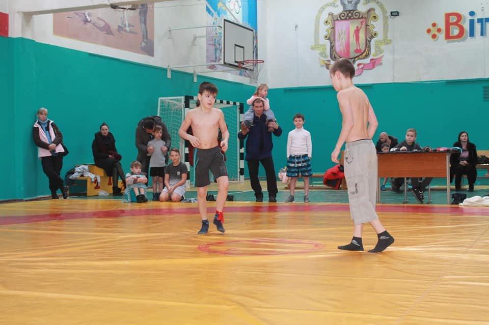 Борцы каменской ДЮСШ №1 провели внутренний чемпионат, фото-3