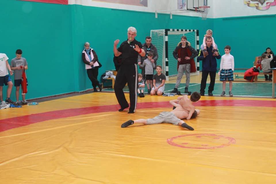 Борцы каменской ДЮСШ №1 провели внутренний чемпионат, фото-7