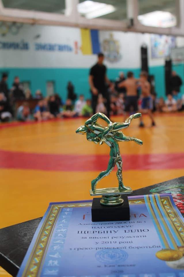 Борцы каменской ДЮСШ №1 провели внутренний чемпионат, фото-1