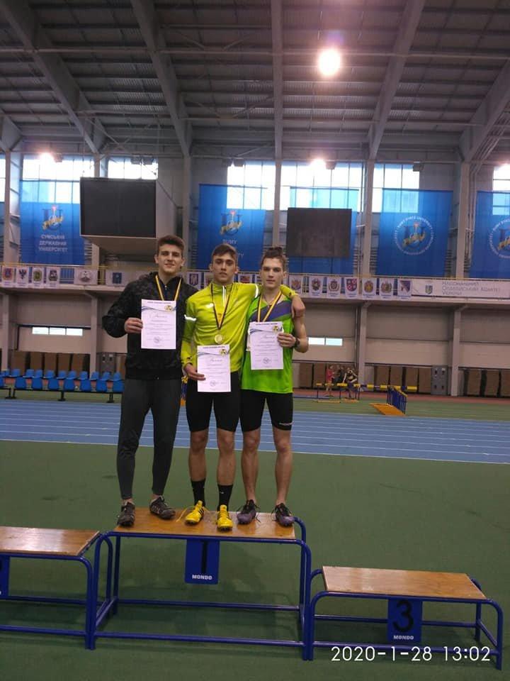 Легкоатлет из Каменского стал чемпионом Украины, фото-1