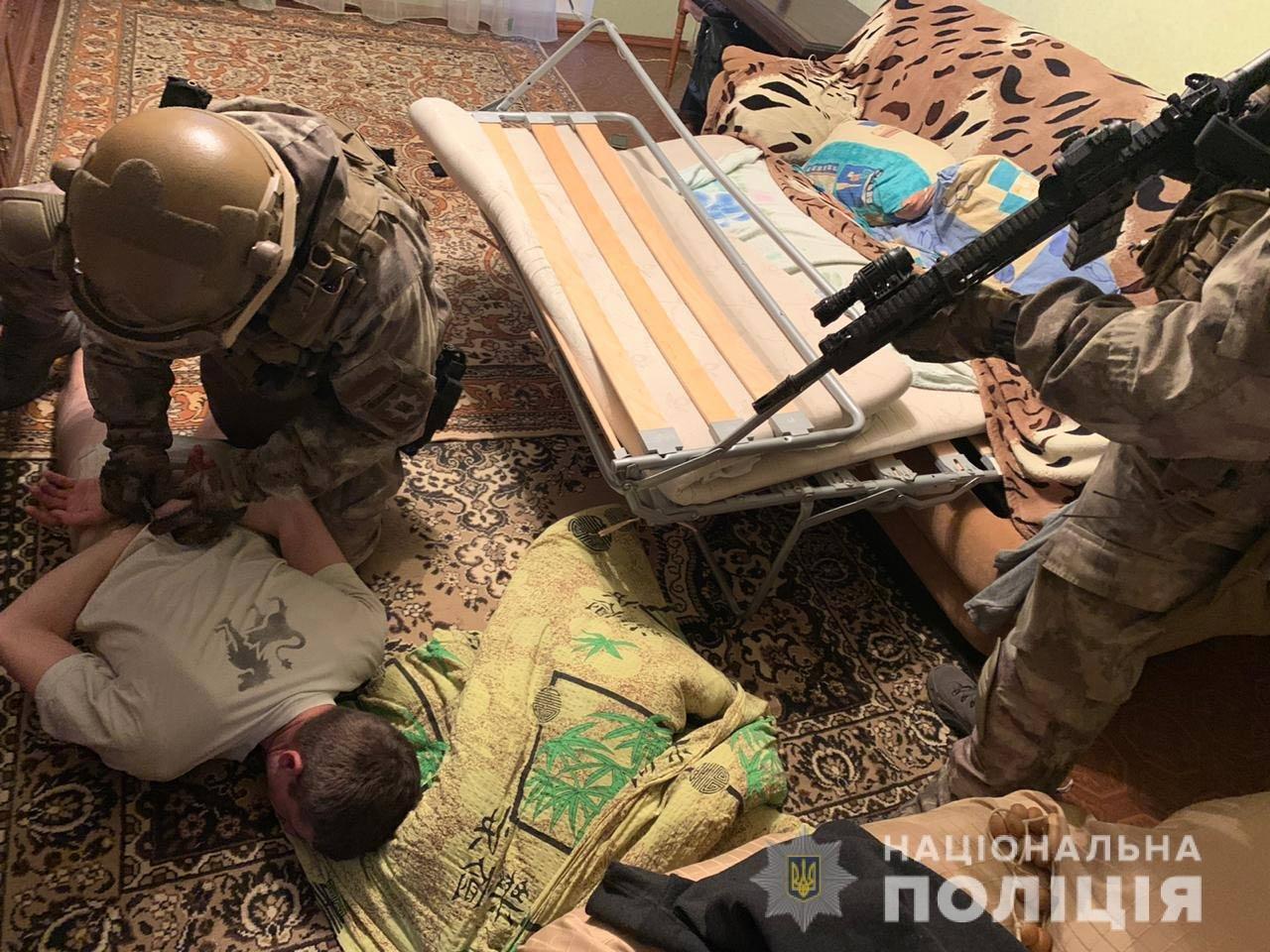 Четырех каменчан задержал КОРД по подозрению в разбойных нападениях, фото-2