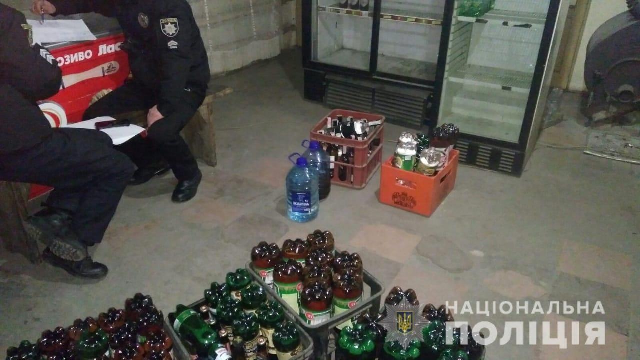 В Карнауховке без документов и лицензии продавали алкоголь , фото-1