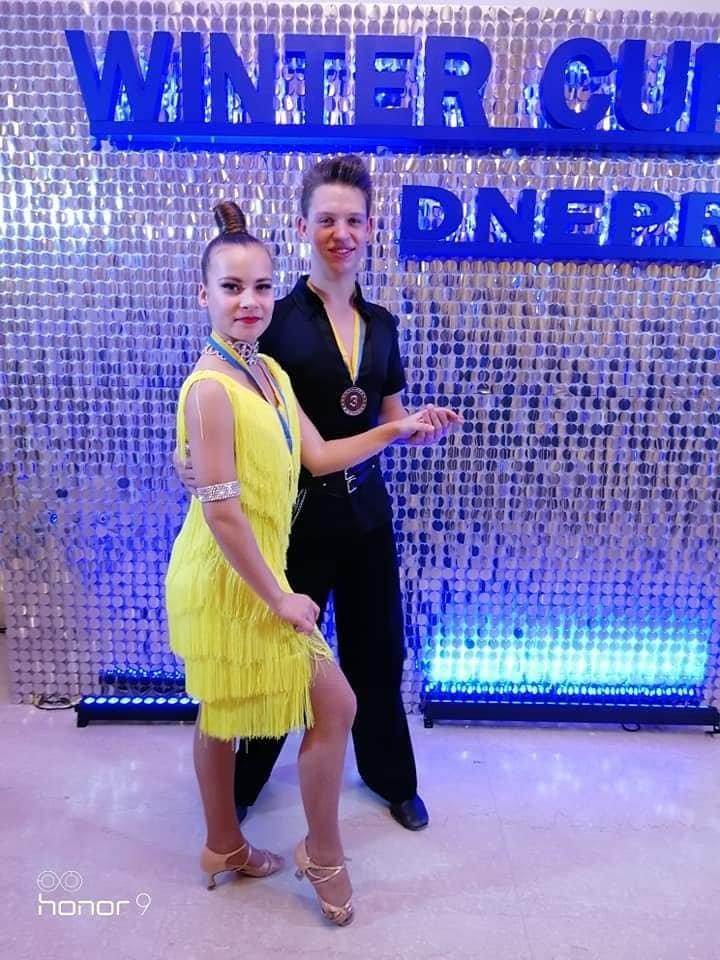 Каменские танцоры стали призерами Международных соревнований, фото-3