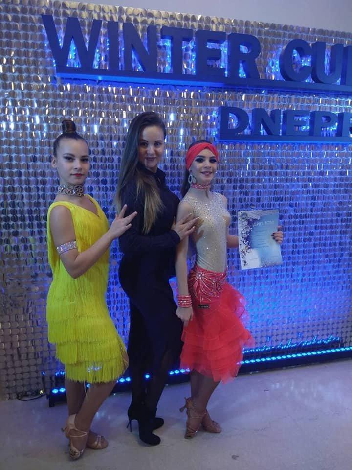 Каменские танцоры стали призерами Международных соревнований, фото-2