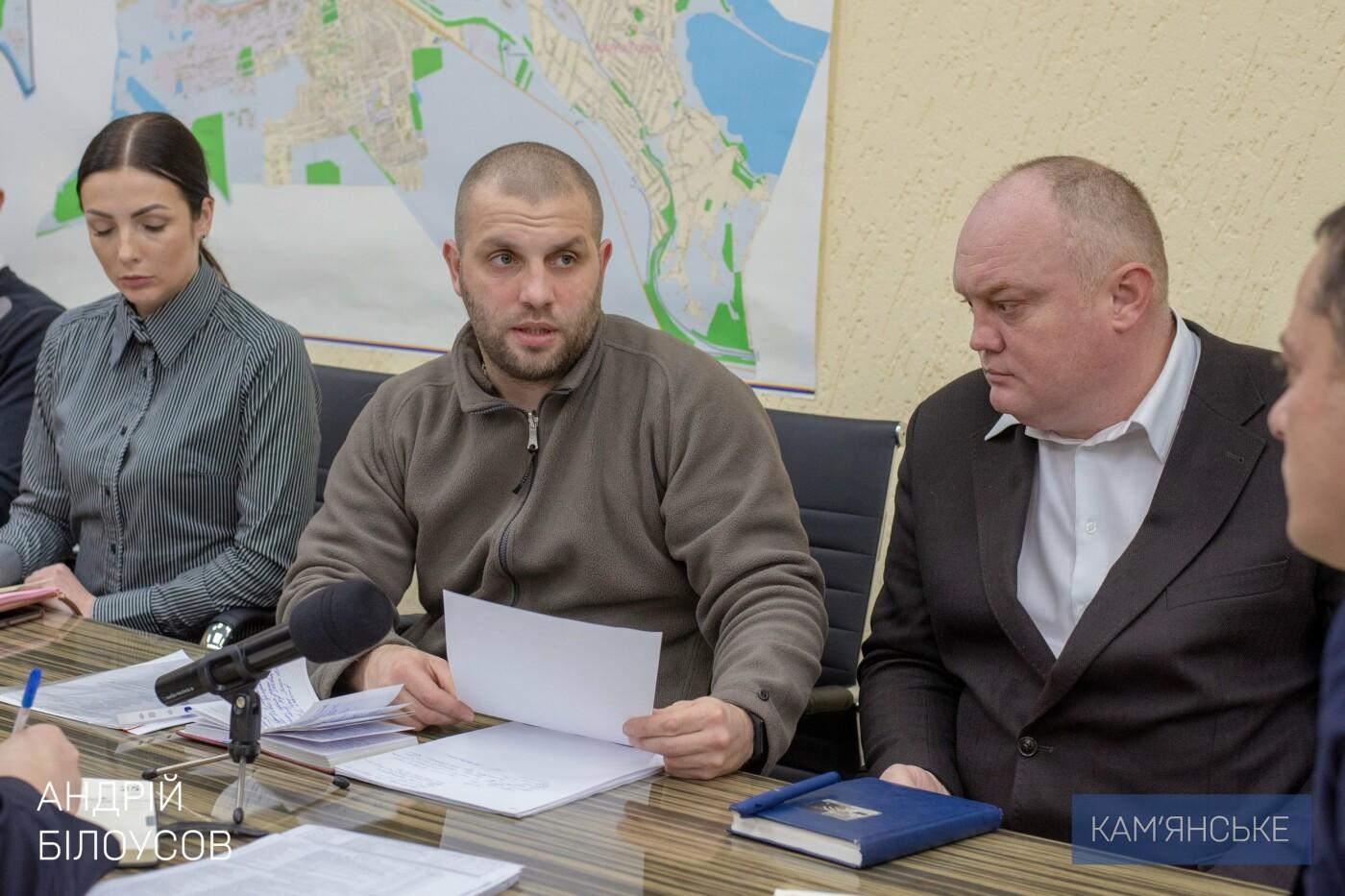 Проблемы ветеранов и семей участников АТО/ООС – на контроле у мэра Каменского, фото-2