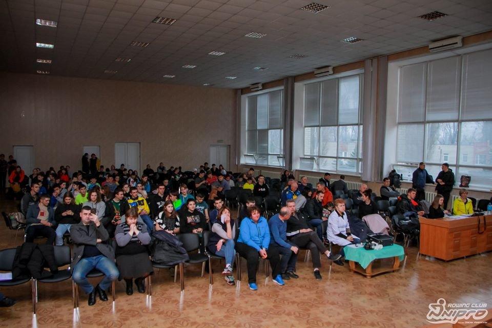 Каменские гребцы-академисты соревновались на эргометрах, фото-36