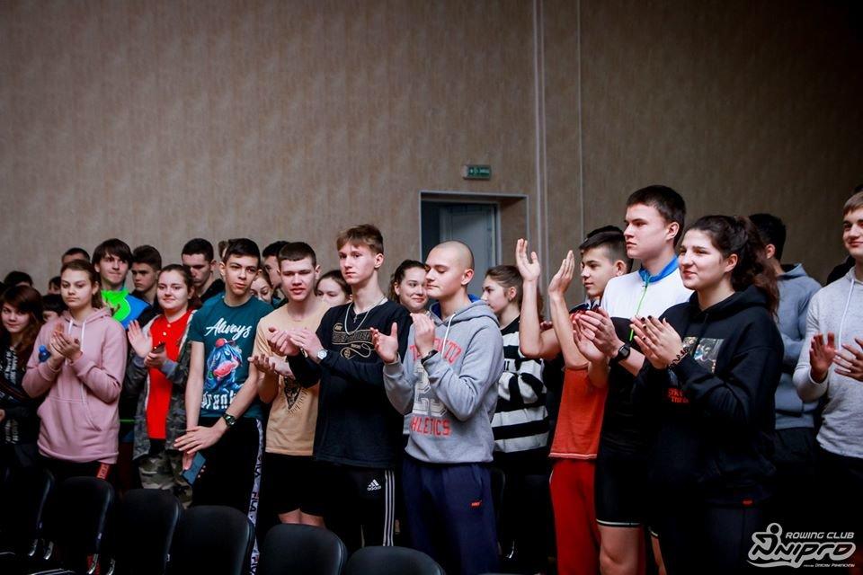 Каменские гребцы-академисты соревновались на эргометрах, фото-24