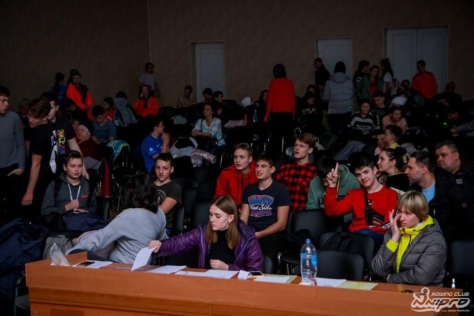 Каменские гребцы-академисты соревновались на эргометрах, фото-26