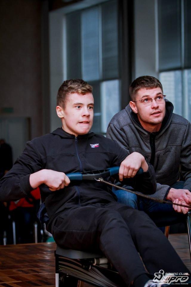 Каменские гребцы-академисты соревновались на эргометрах, фото-27