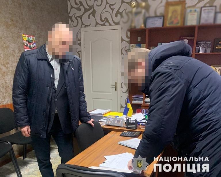 Мэр Верхнеднепровска попался на взятке, фото-1