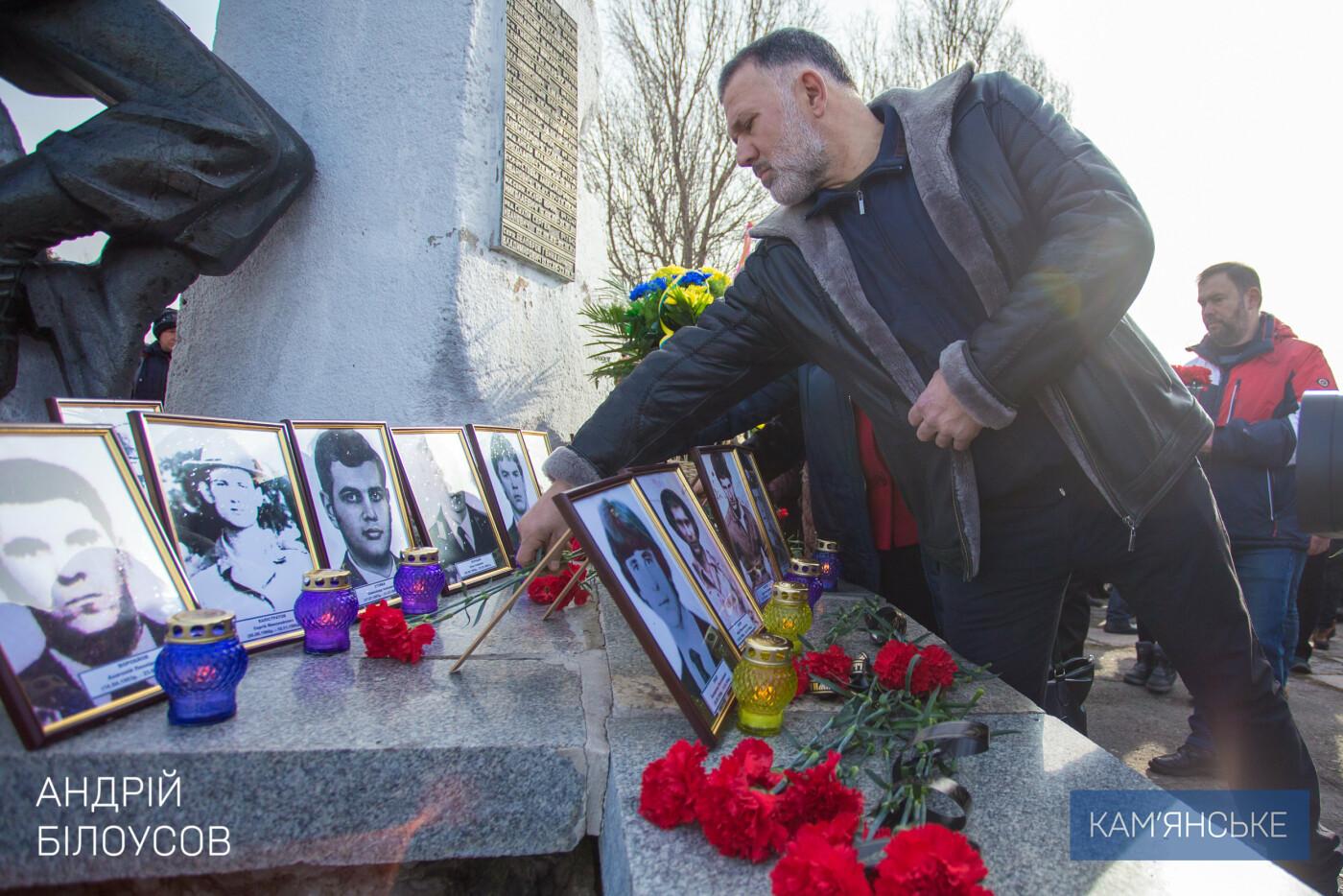 В Каменском отметили 31-ю годовщину вывода войск из Афганистана, фото-5
