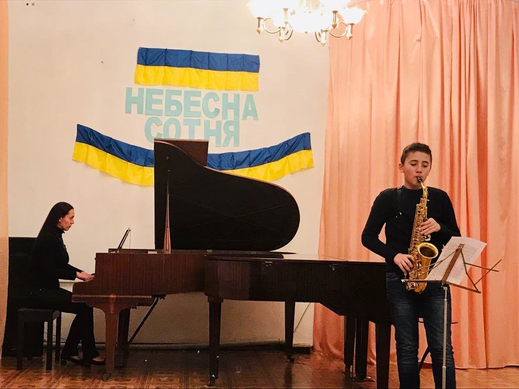 В Каменском прошел концерт-реквием, фото-1