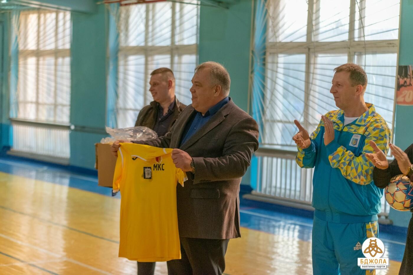 В Кам'янському пройшла череда спортивних заходів за підтримки «Бджоли», фото-3