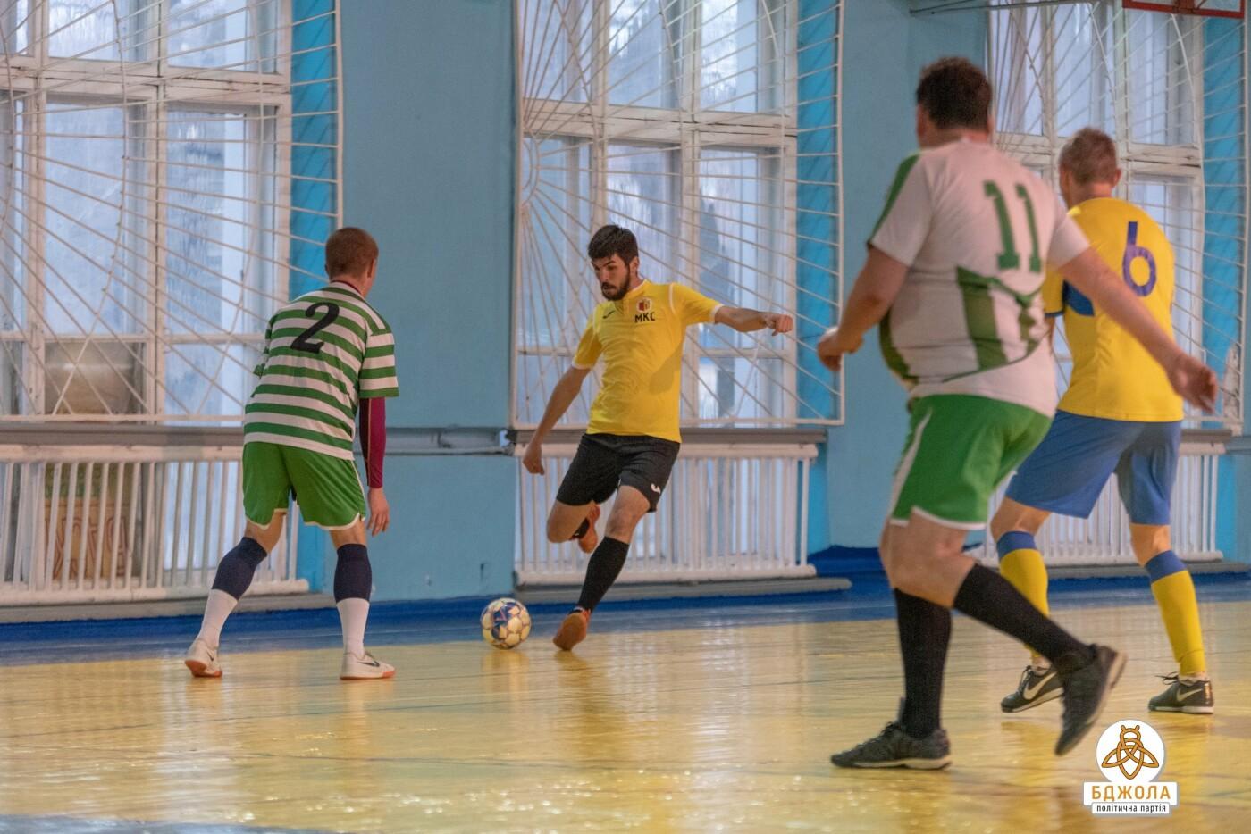 В Кам'янському пройшла череда спортивних заходів за підтримки «Бджоли», фото-4