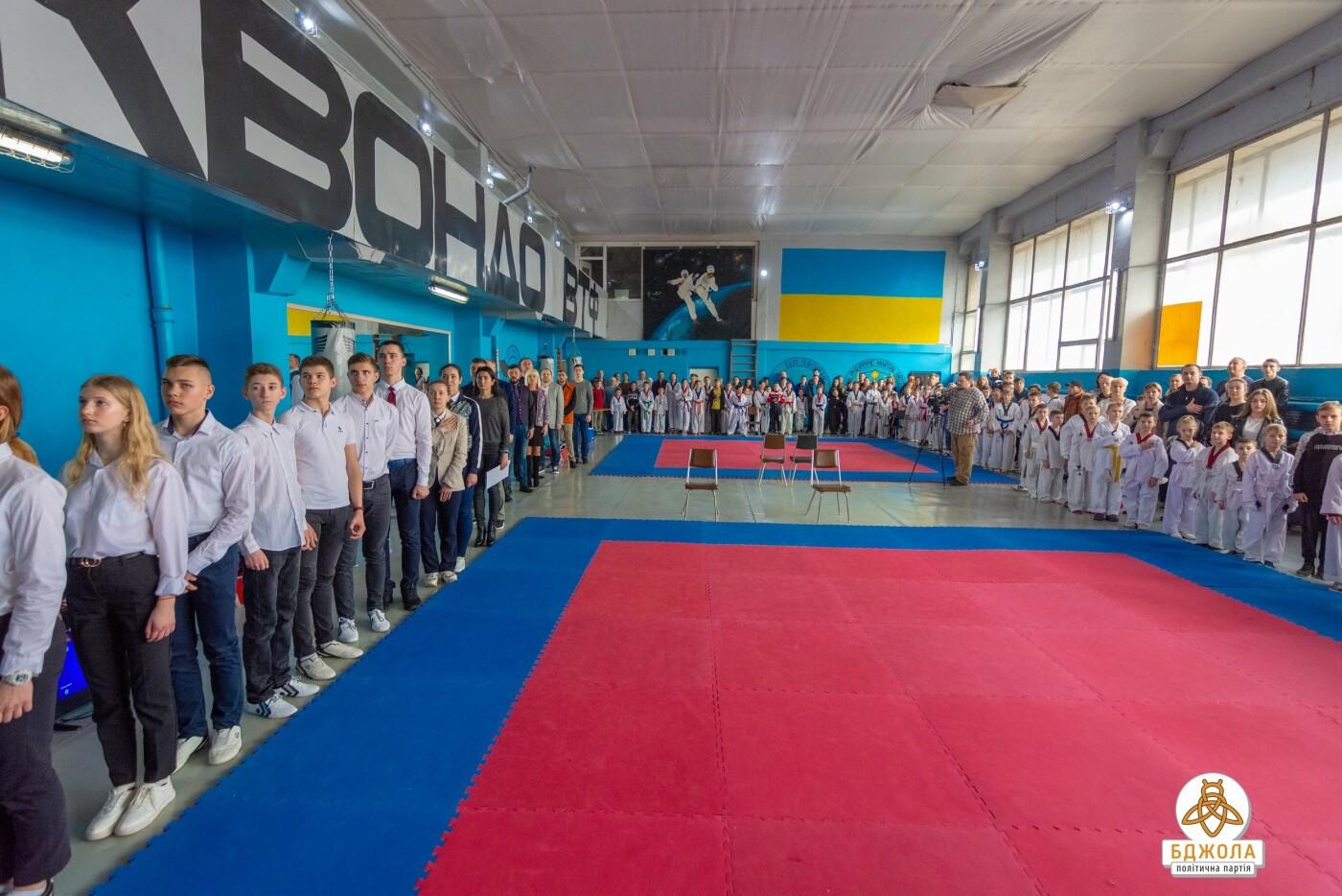 В Кам'янському пройшла череда спортивних заходів за підтримки «Бджоли», фото-8