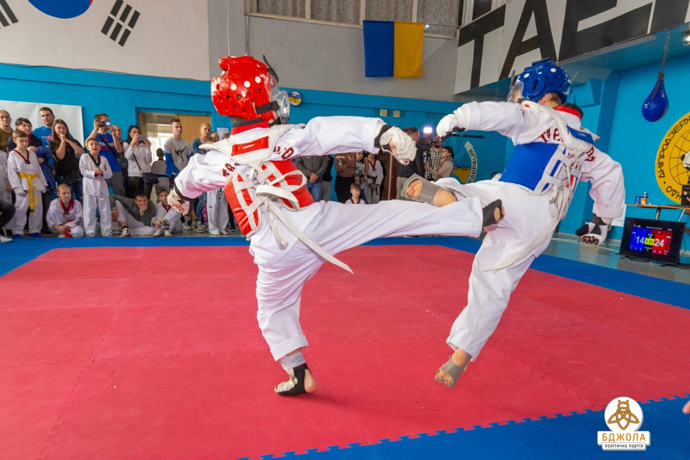 В Кам'янському пройшла череда спортивних заходів за підтримки «Бджоли», фото-9
