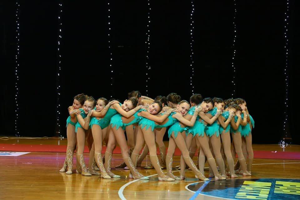 Каменчанки завоевали «золото» всеукраинских соревнований по черлиденгу, фото-2
