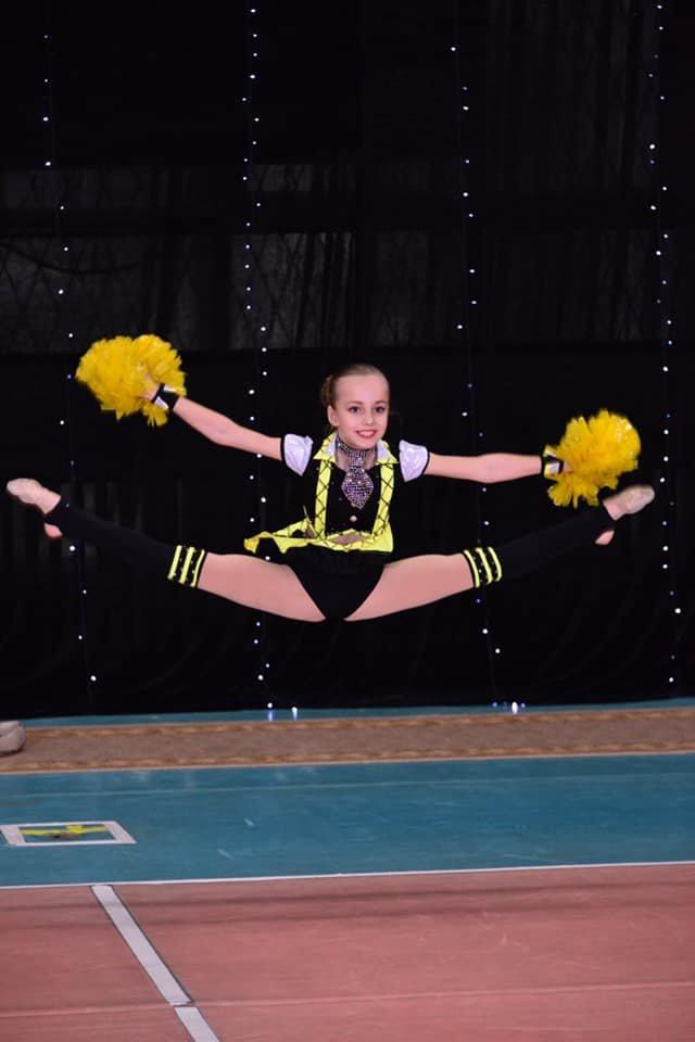 Каменчанки завоевали «золото» всеукраинских соревнований по черлиденгу, фото-6