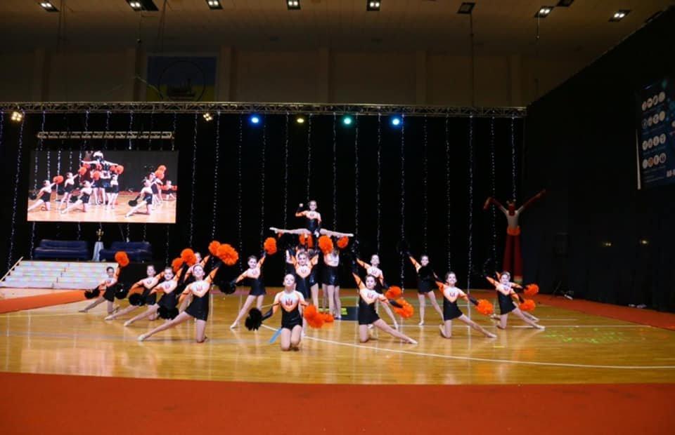 Каменчанки завоевали «золото» всеукраинских соревнований по черлиденгу, фото-10