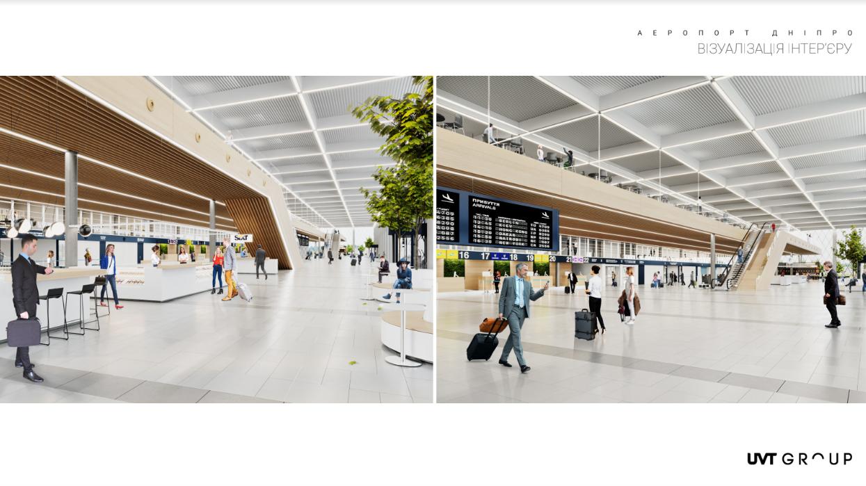 Как будет выглядеть новый аэропорт в Днепре, фото-2