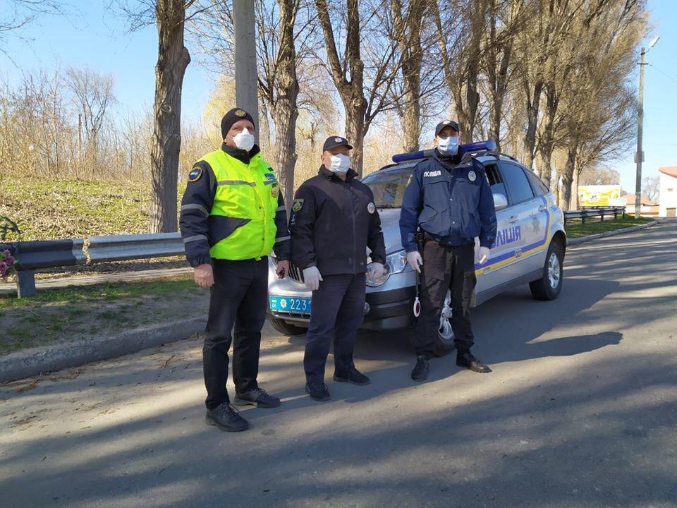 Полицейские Каменского штрафуют маршрутчиков , фото-1
