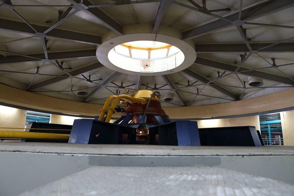 В Каменском на ГЭС начали реконструкцию старейшего гидроагреата, фото-2