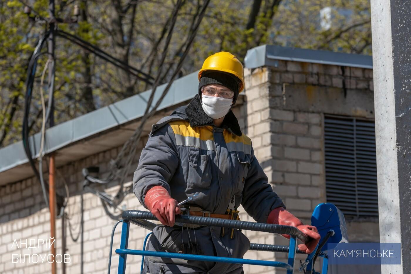 Каменчанам Соцгорода и БАМа модернизируют электрические сети, фото-3