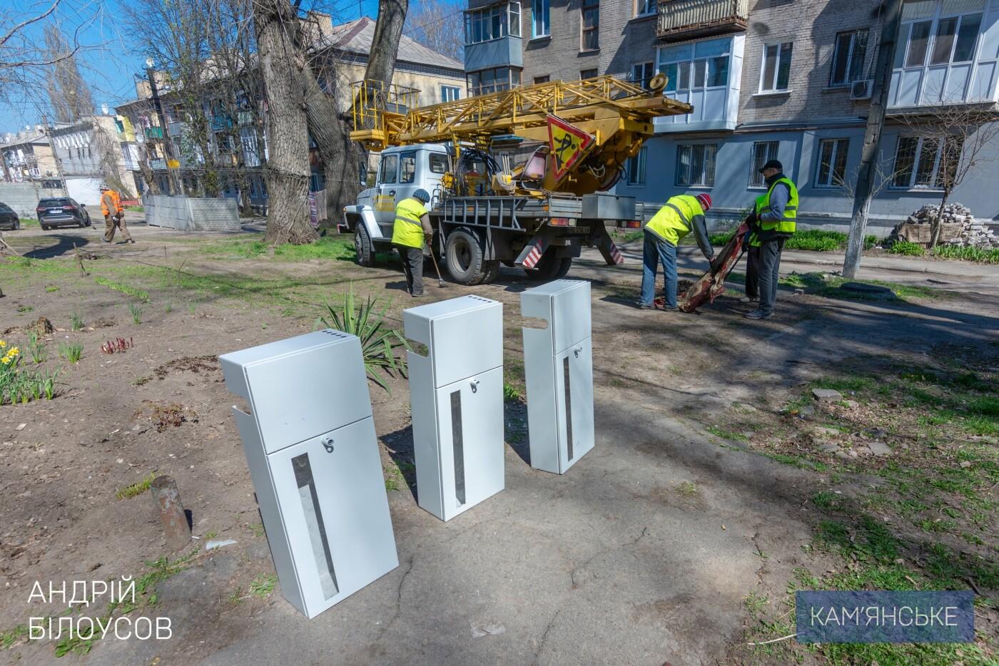 Каменчанам Соцгорода и БАМа модернизируют электрические сети, фото-4