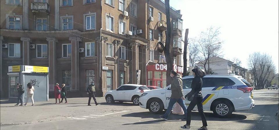 В Каменском сообщили о минировании здания СБУ, фото-1