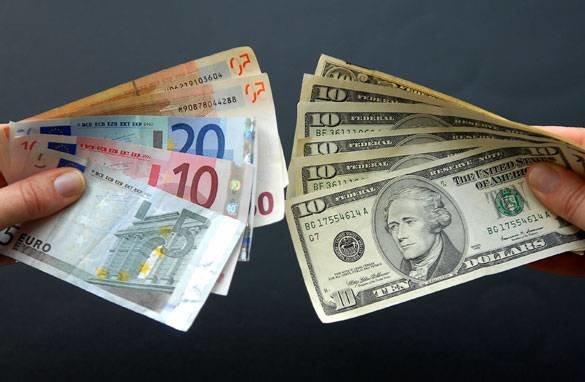 Евро или доллар - что взять с собой?, фото-1