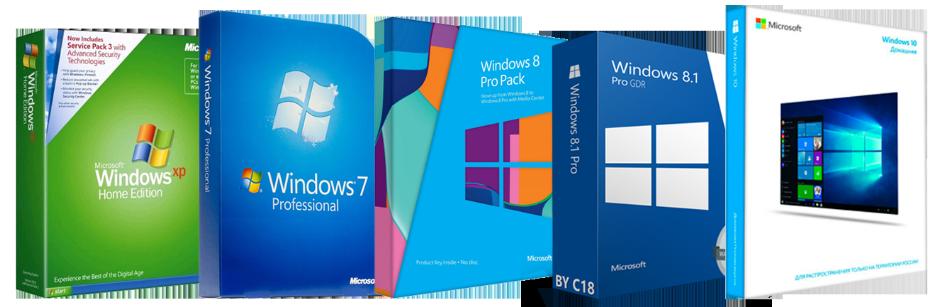 Установка, переустановка и восстановление Windows  , фото-1