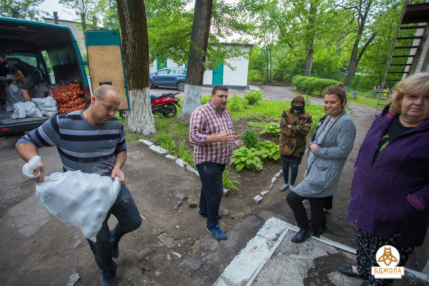 Благодійна підтримка жителів Кам'янського, фото-2