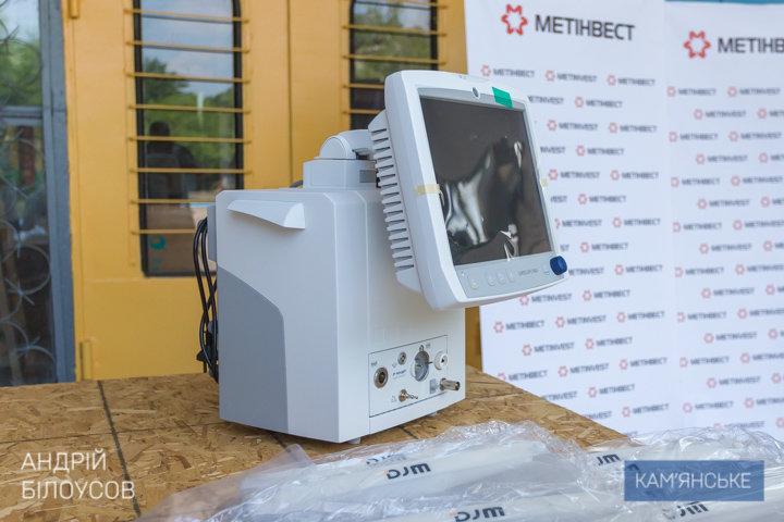 Медики Каменского получили ультрасовременное оборудование, фото-2