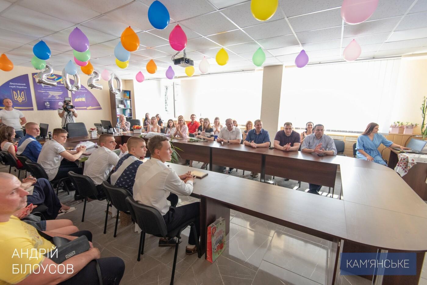 Выпускникам ДЮСШ №4 вручили свидетельства об окончании спортшколы, фото-7