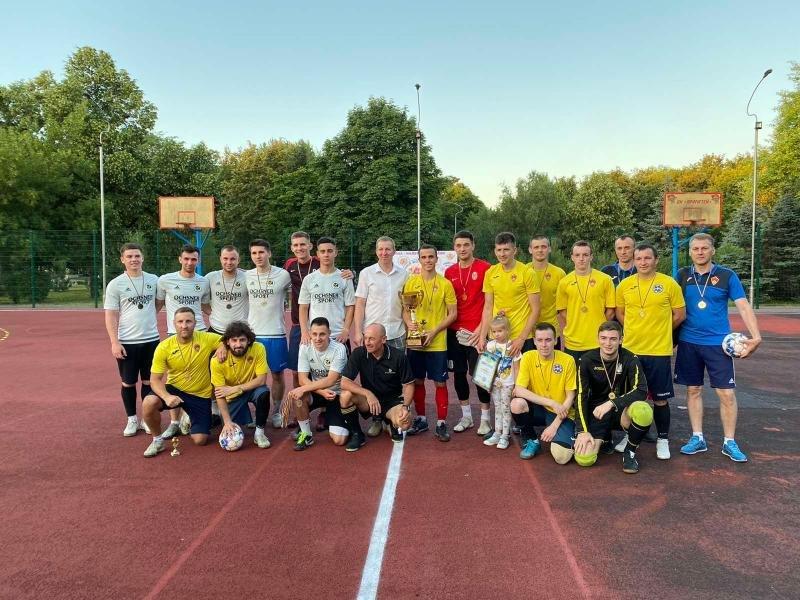 В Каменском состоялись «Летние молодежные игры», фото-1