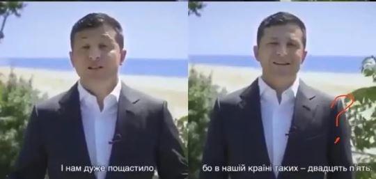 Зеленский попал в скандал с обращением на День Конституции, фото-1