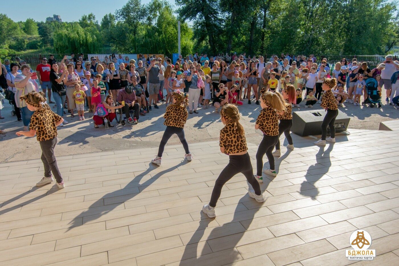Партія «Бджола» організувала святковий захід до Дня молоді, фото-7